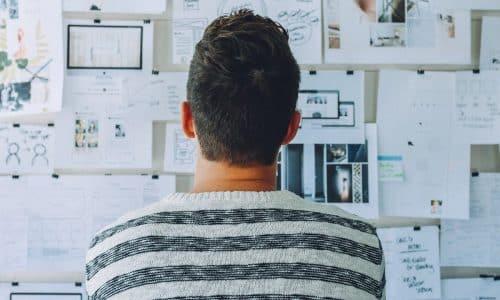 Blogi: Uuden yrityksen perustaminen. Pääkuva otsikosta.