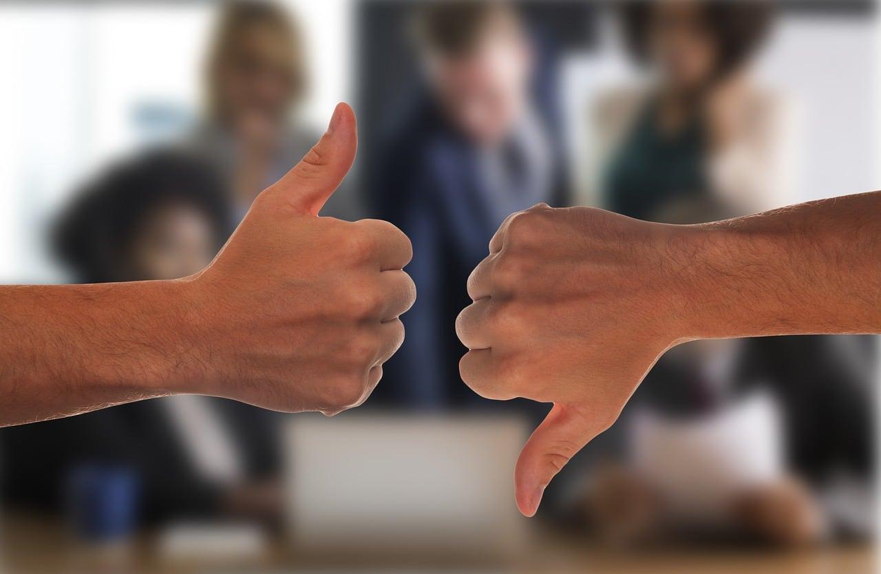 Blogi: Toiminimen plussat ja miinukset